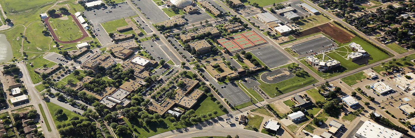 South Plains College Campus Map.Home